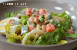 GHANAIAN SALAD RECIPE